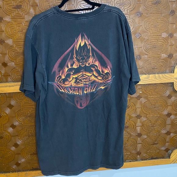 Vintage Other - Dragon Ball Z shirt Super Saiyan GOKU XL VTG 2001